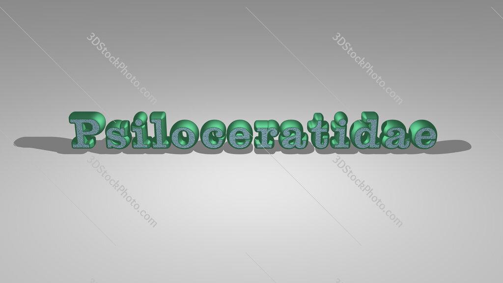 Psiloceratidae