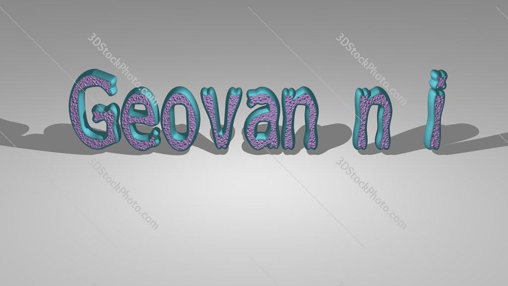 Geovanni