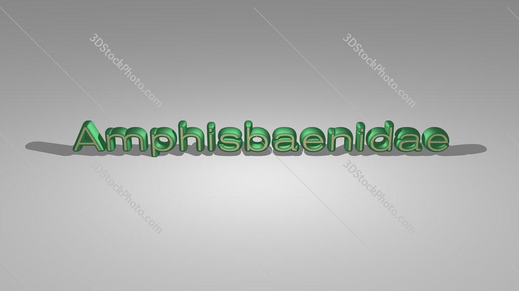 Amphisbaenidae