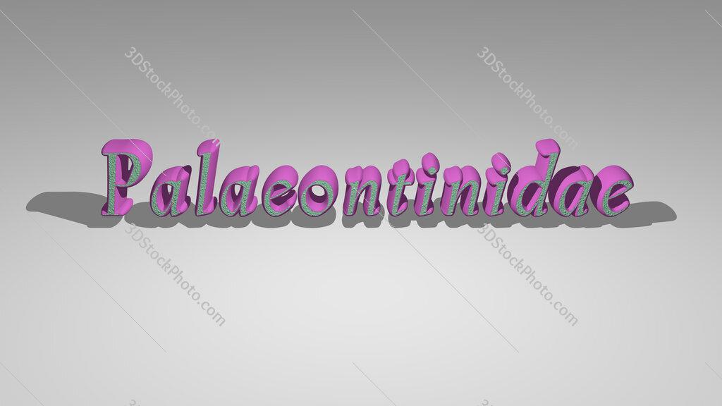 Palaeontinidae