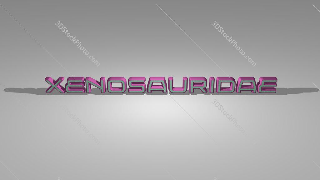 Xenosauridae