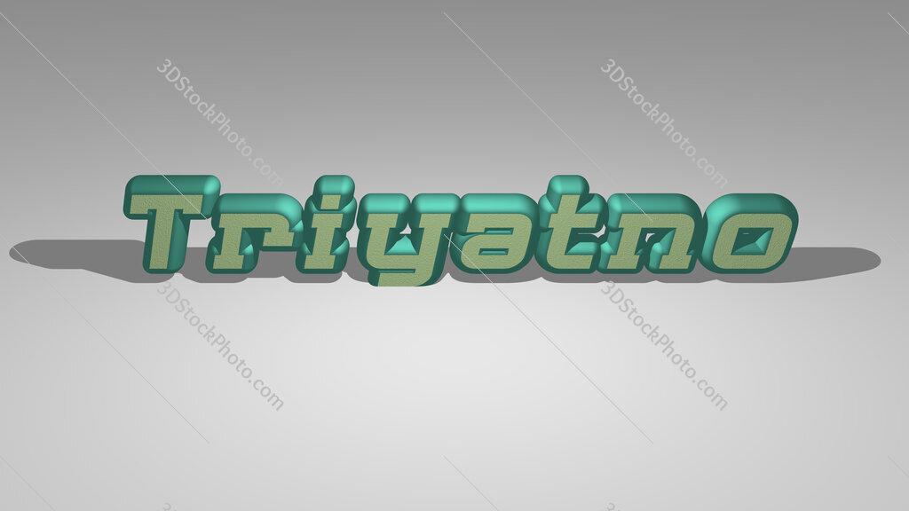 Triyatno