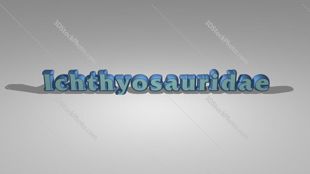 Ichthyosauridae