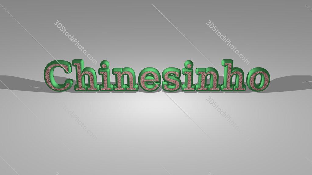 Chinesinho