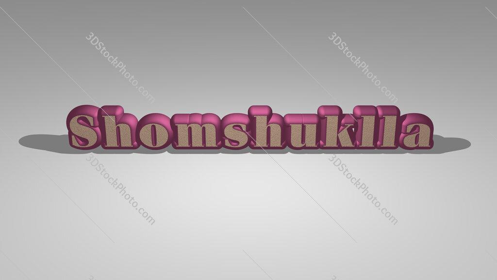 Shomshuklla