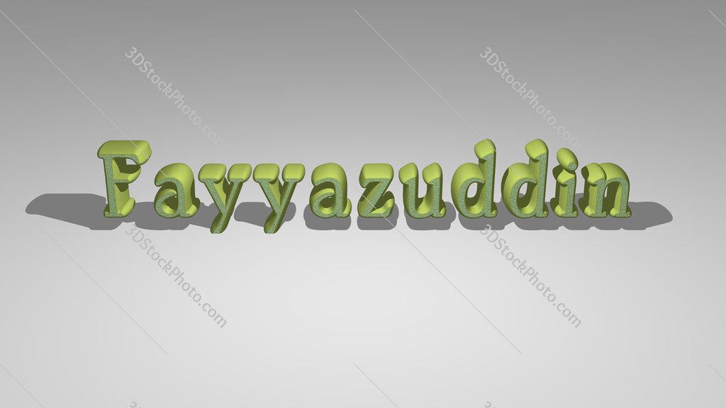 Fayyazuddin