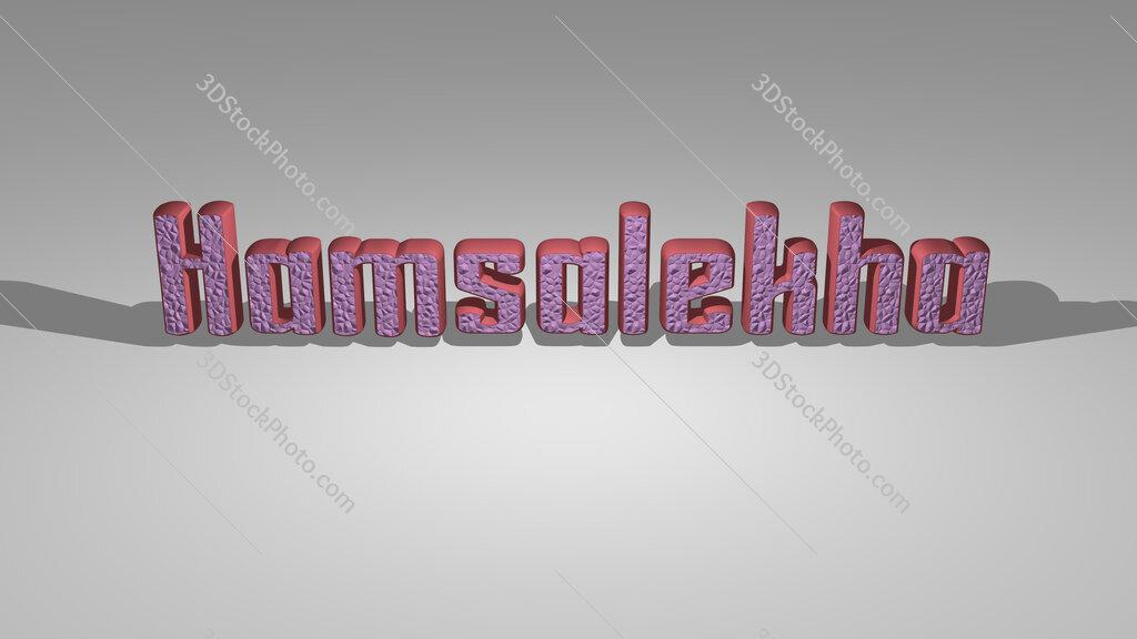 Hamsalekha