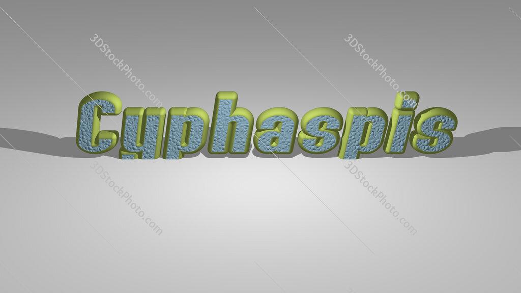Cyphaspis