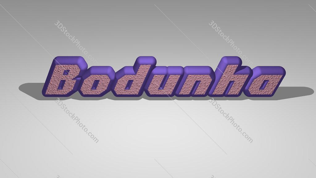 Bodunha