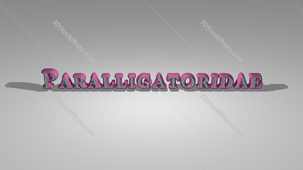 Paralligatoridae