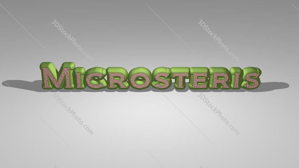 Microsteris
