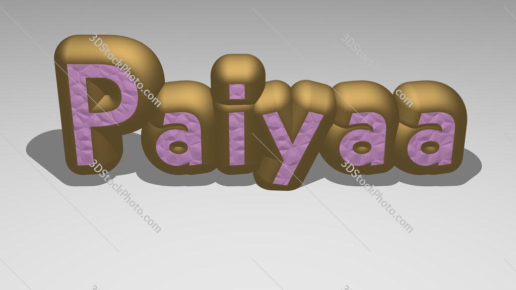 Paiyaa