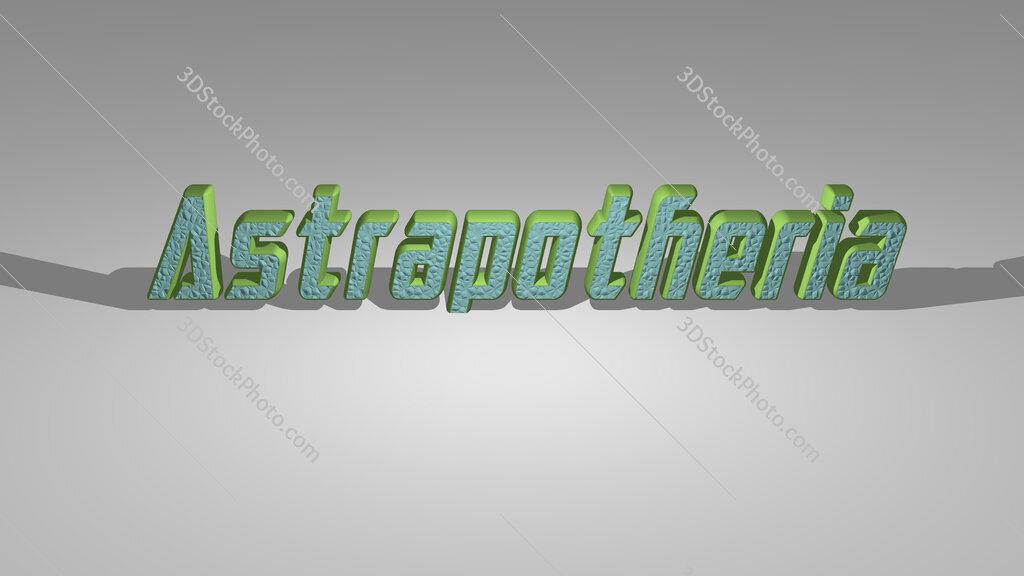 Astrapotheria