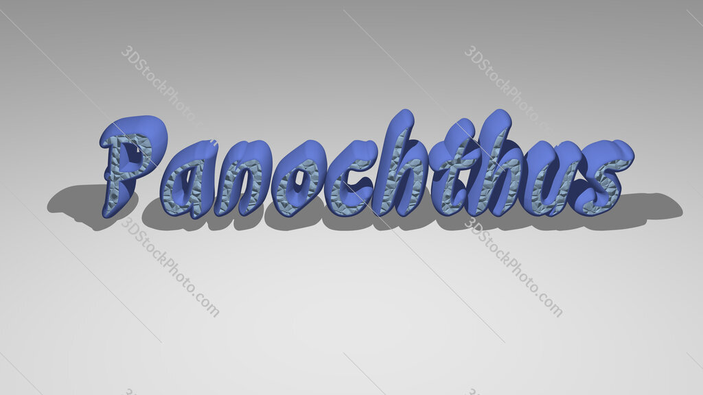 Panochthus