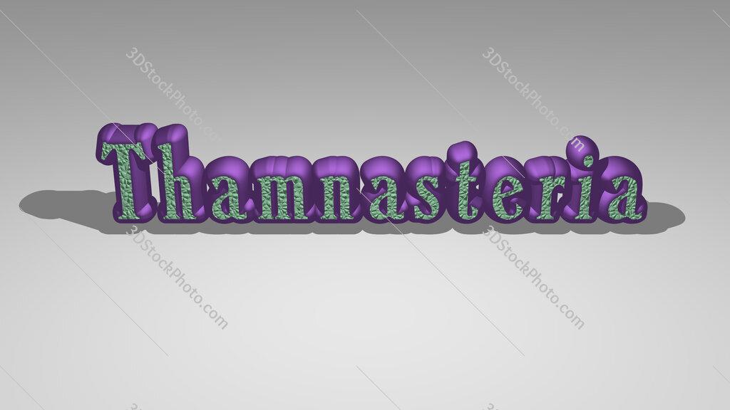 Thamnasteria