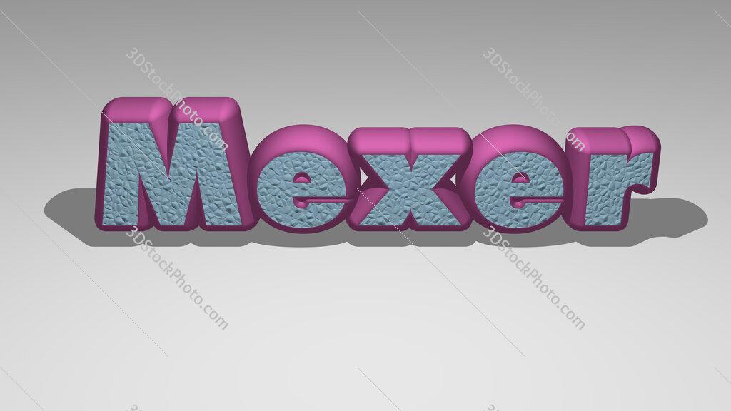 Mexer