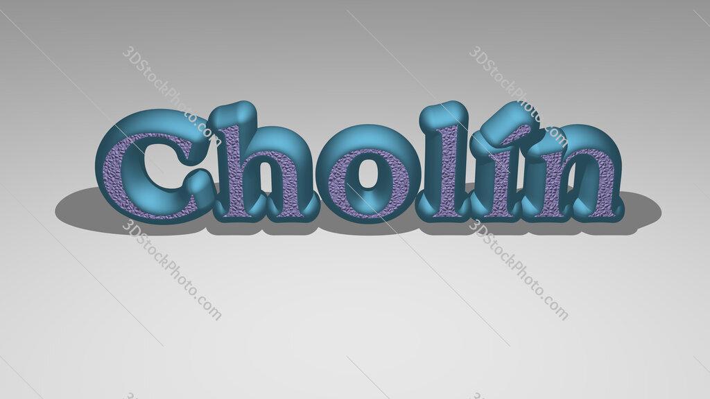 Cholín