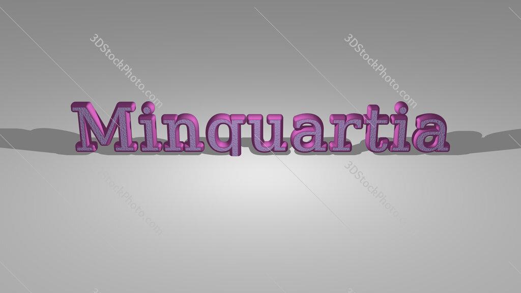 Minquartia