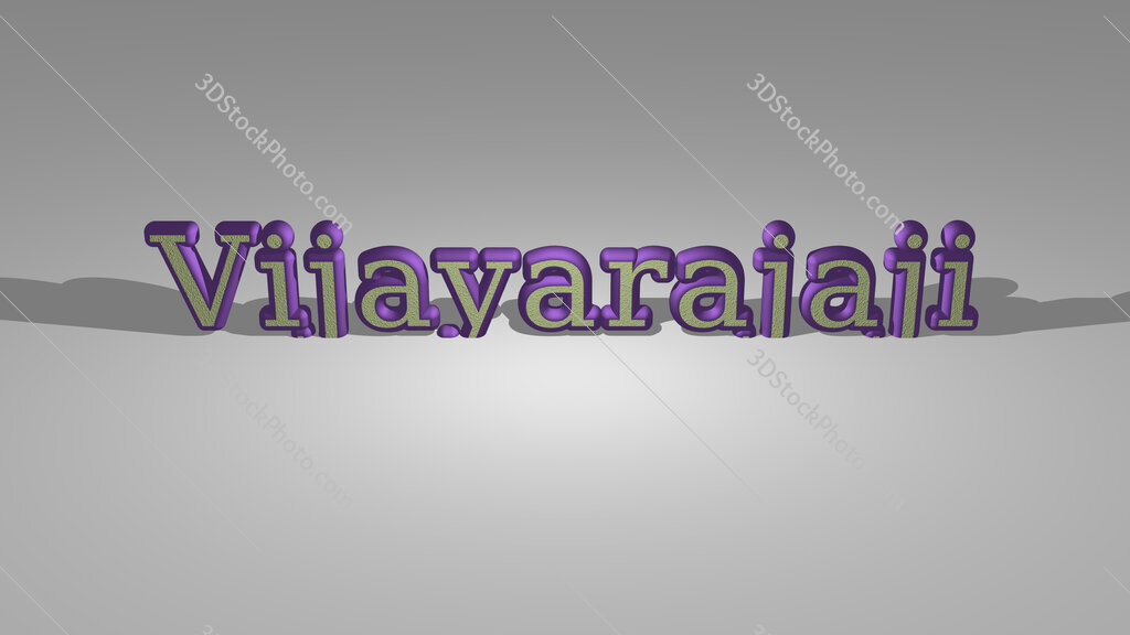 Vijayarajaji