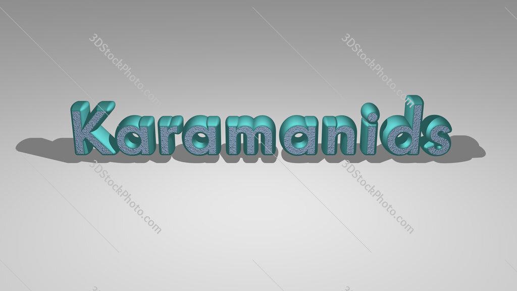 Karamanids