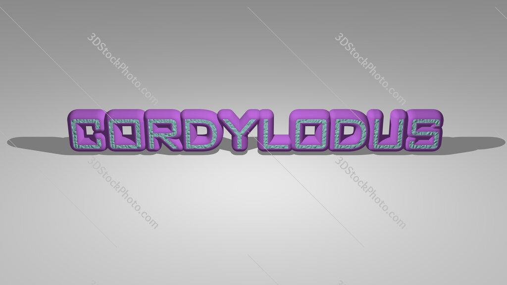 Cordylodus