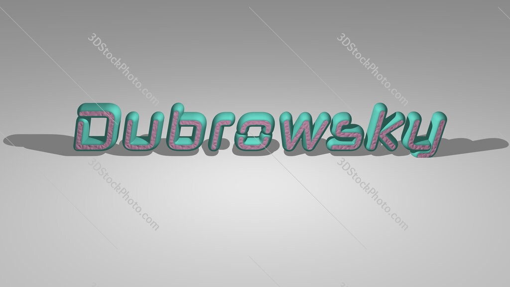 Dubrowsky
