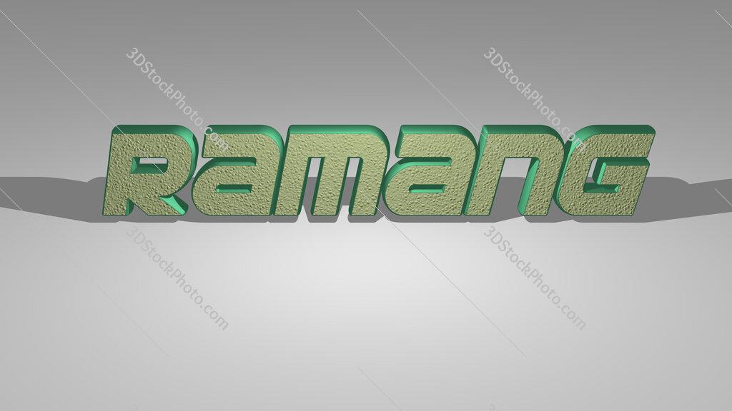 Ramang