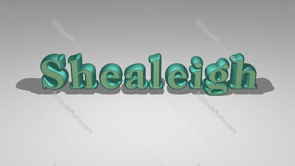 Shealeigh