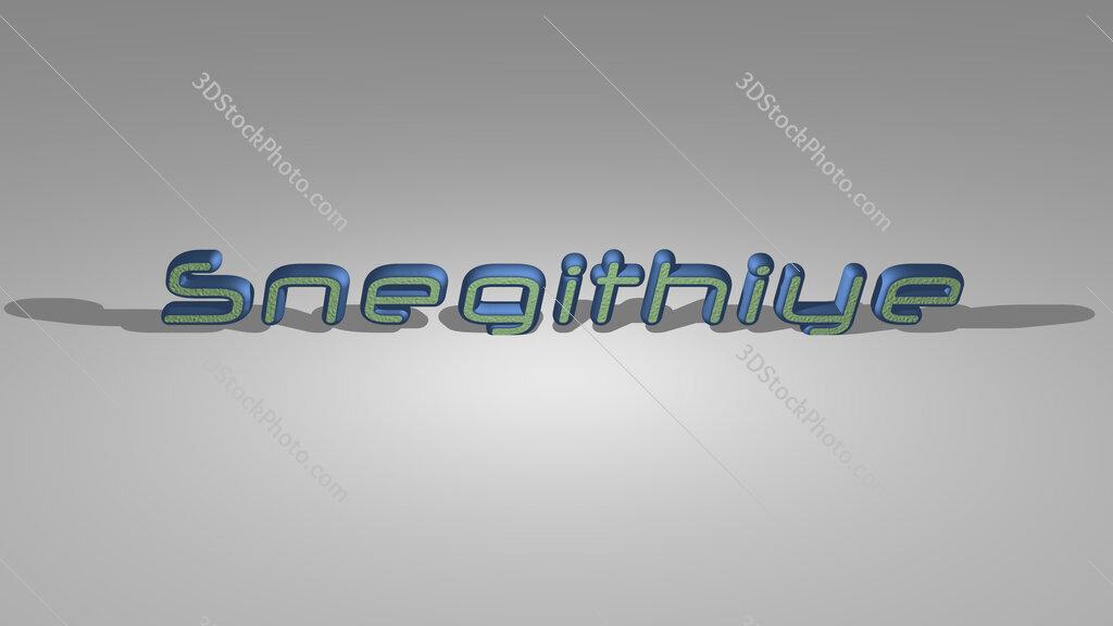 Snegithiye
