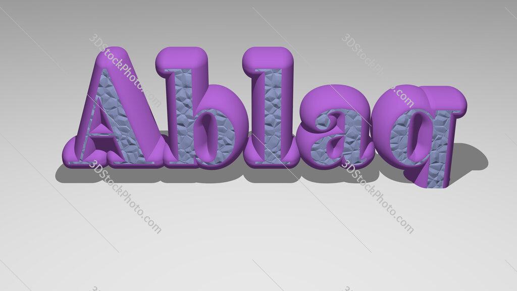 Ablaq