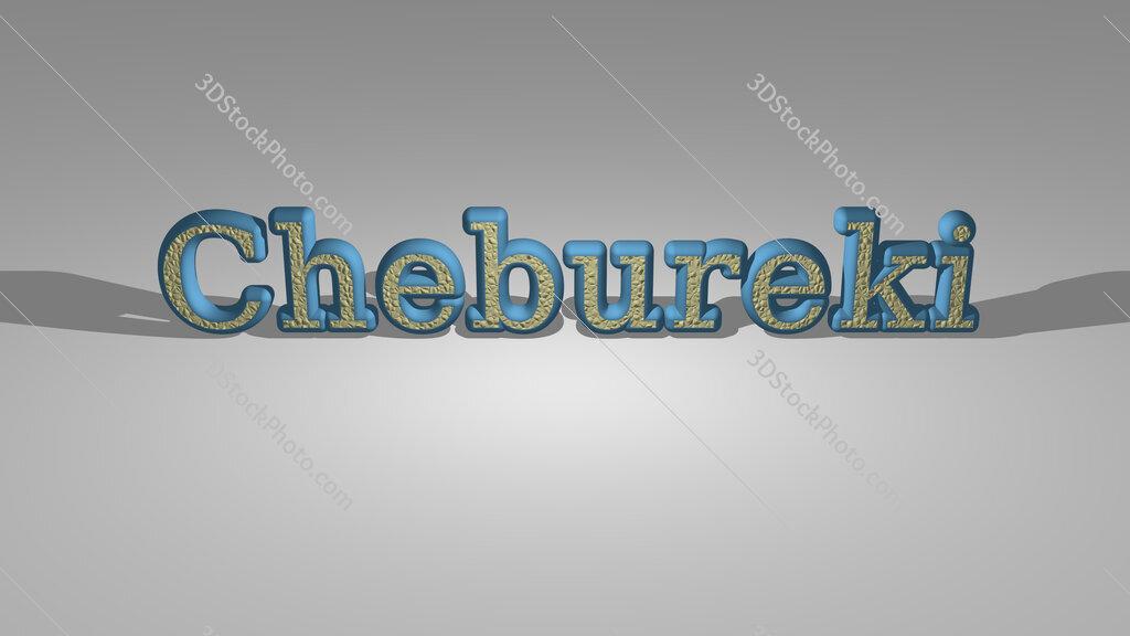 Chebureki