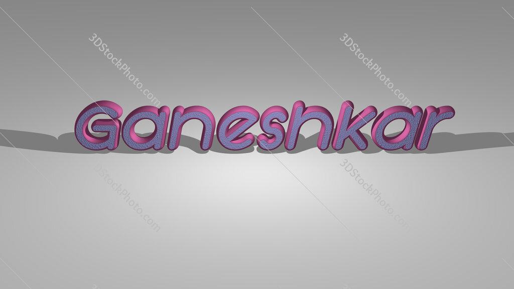 Ganeshkar