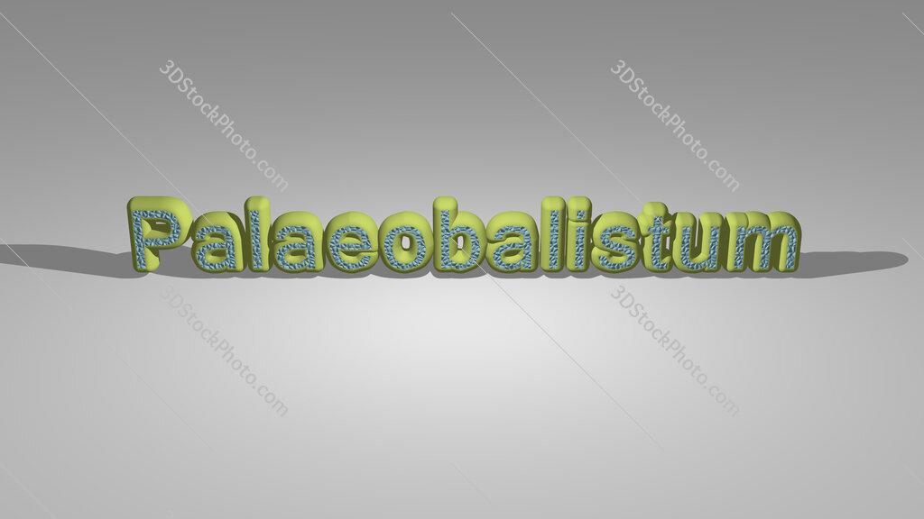 Palaeobalistum