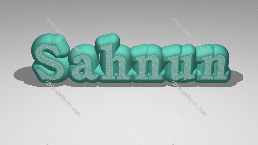 Sahnun