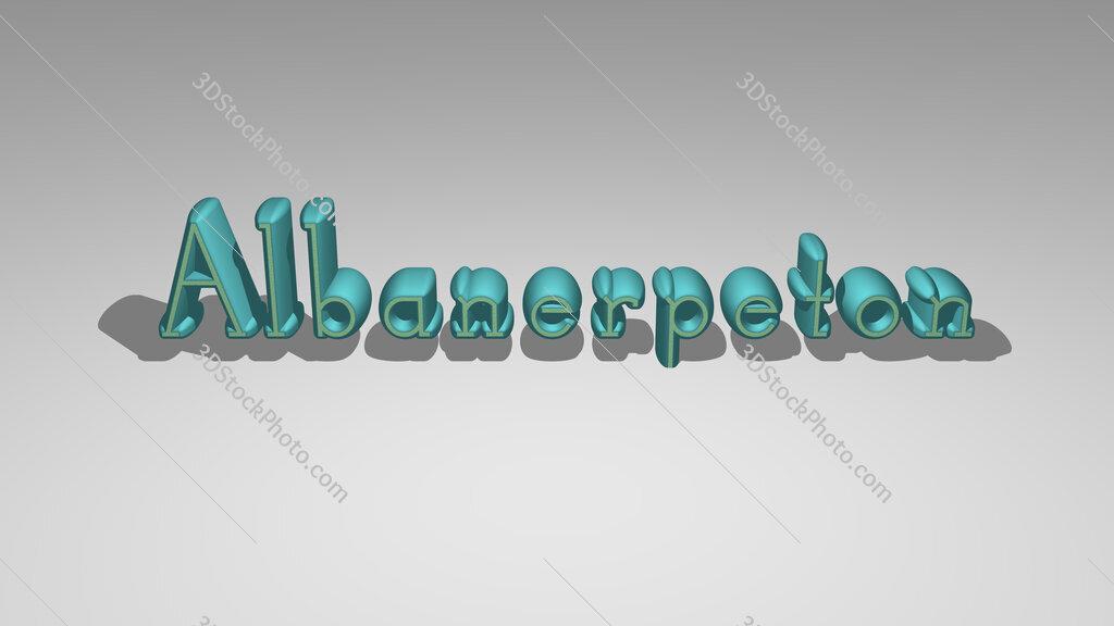 Albanerpeton