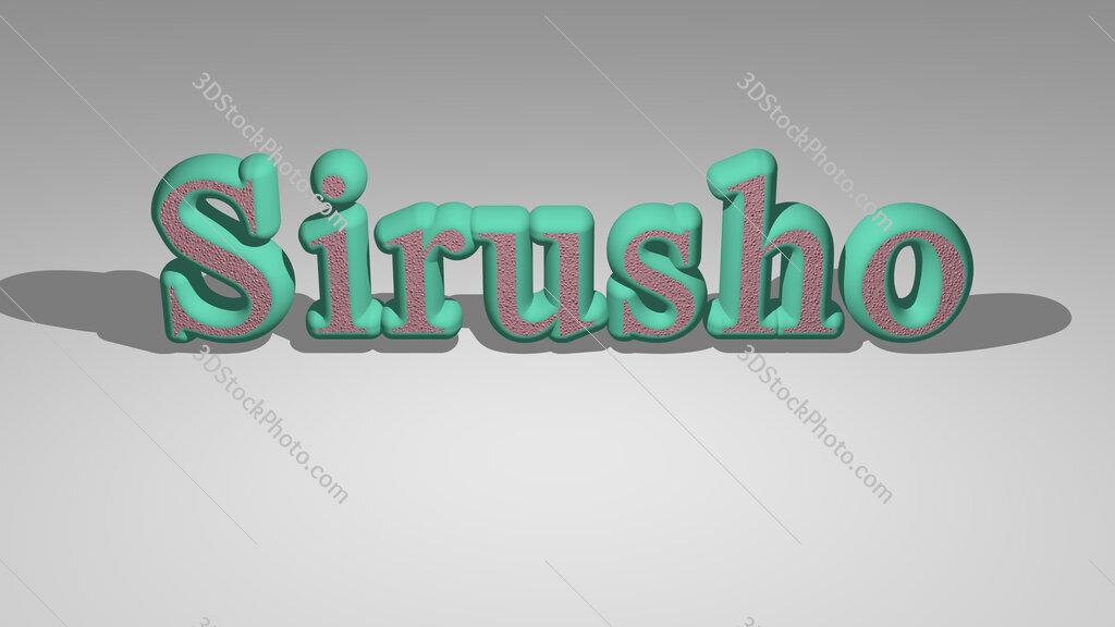 Sirusho