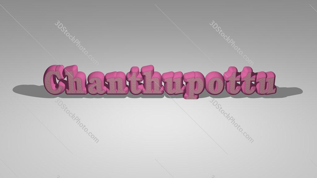 Chanthupottu