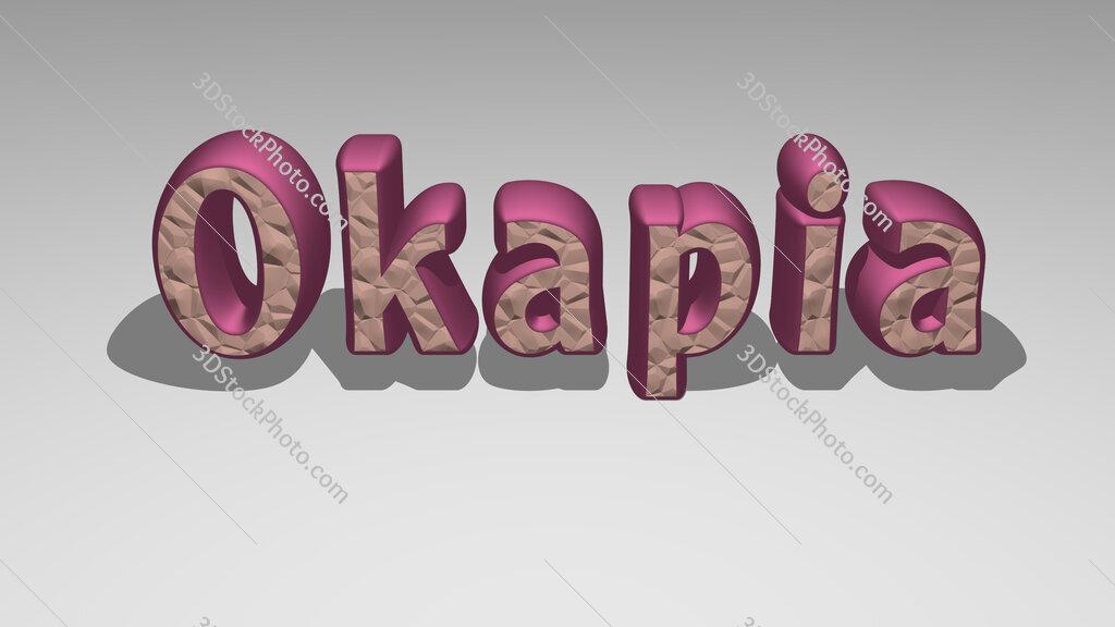Okapia