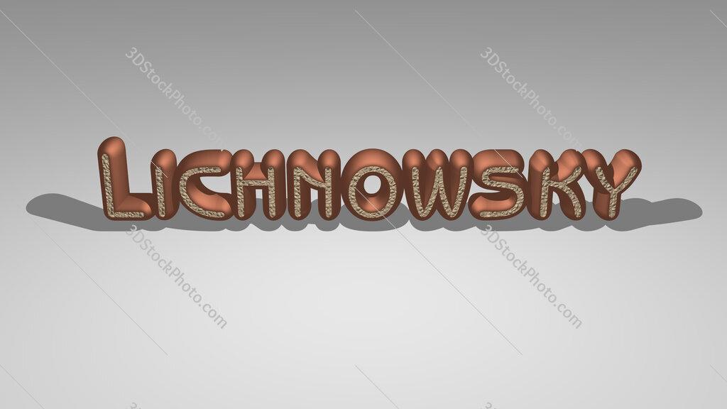 Lichnowsky