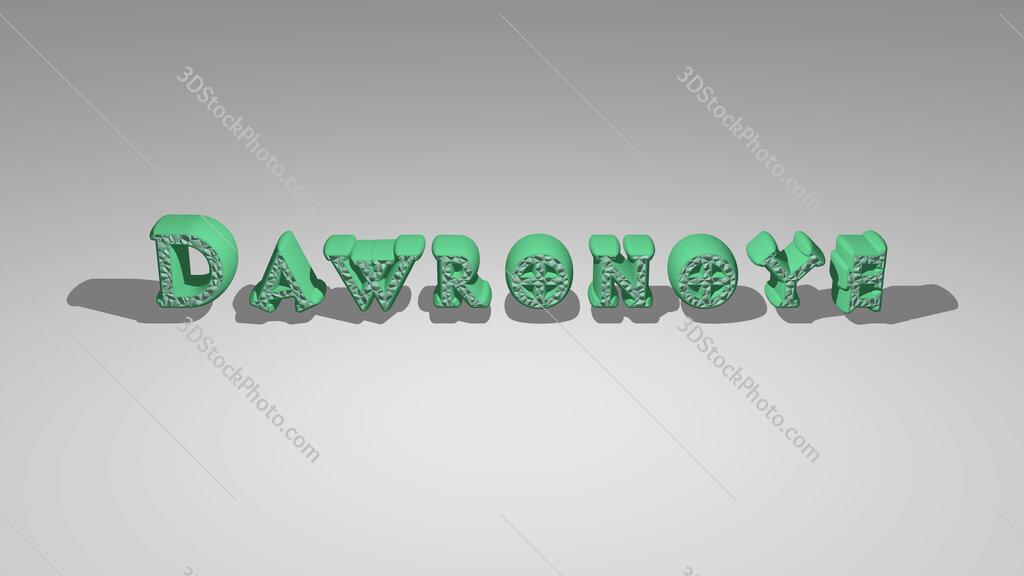 Dawronoye