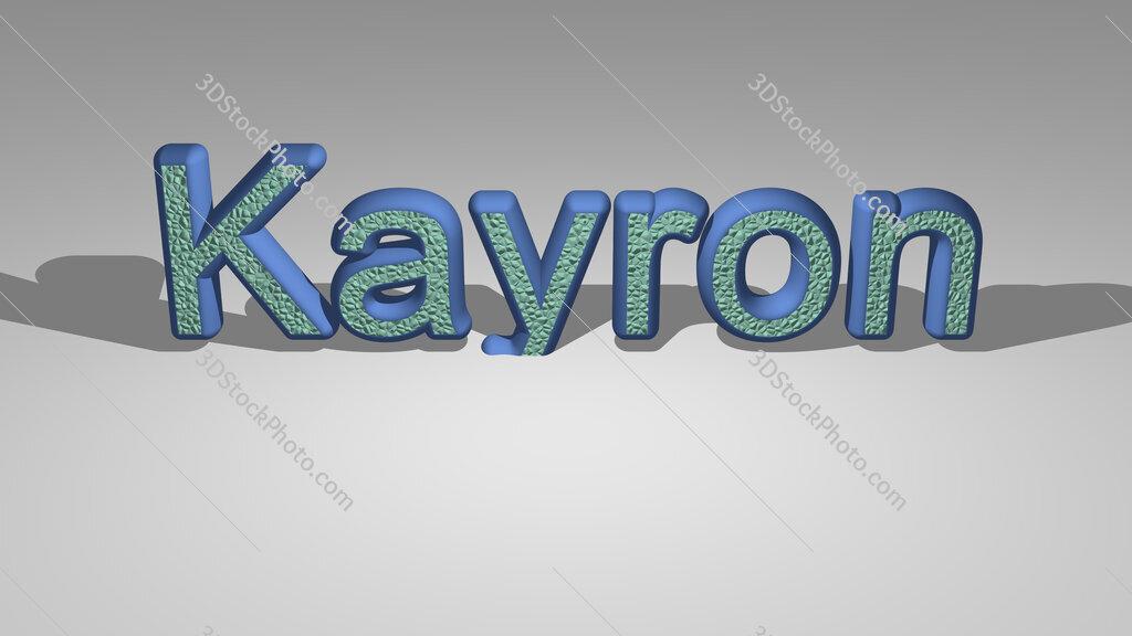 Kayron