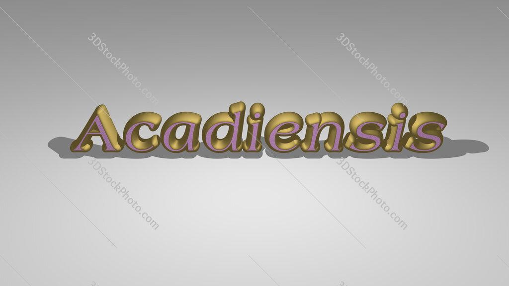 Acadiensis