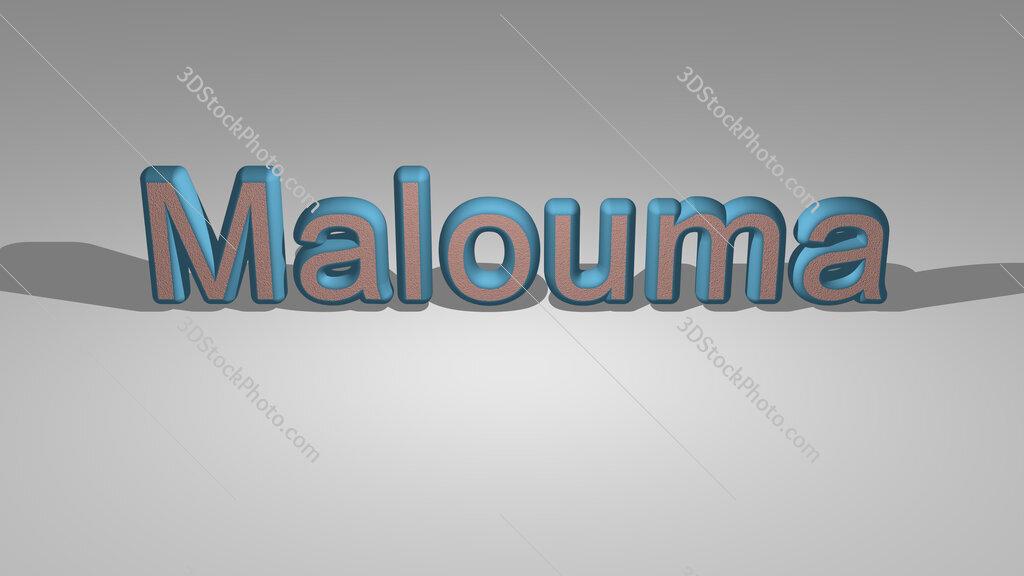 Malouma