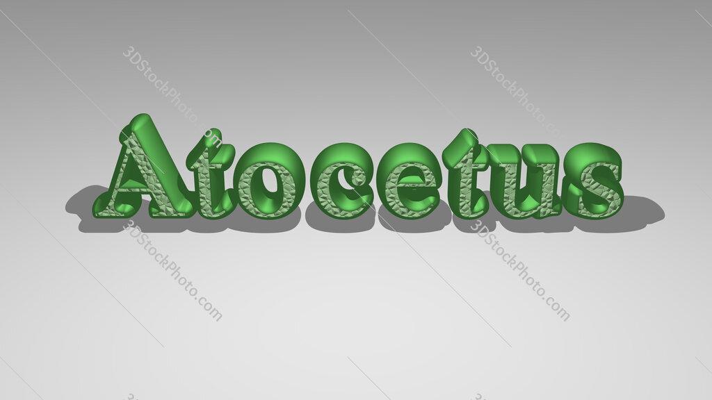 Atocetus