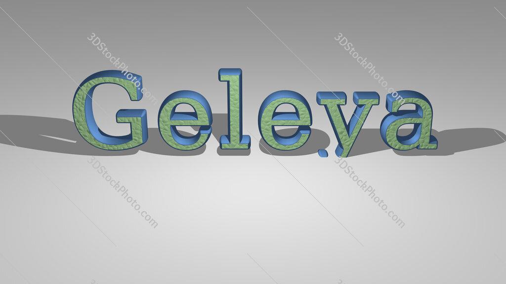 Geleya