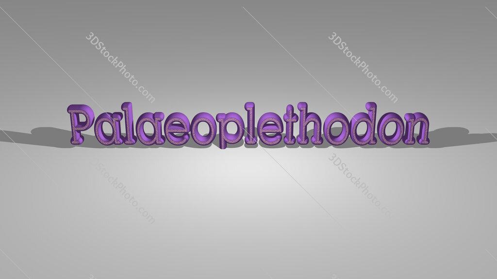 Palaeoplethodon