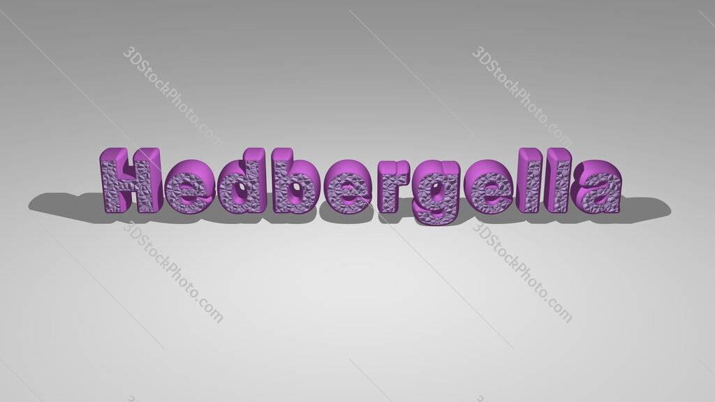 Hedbergella