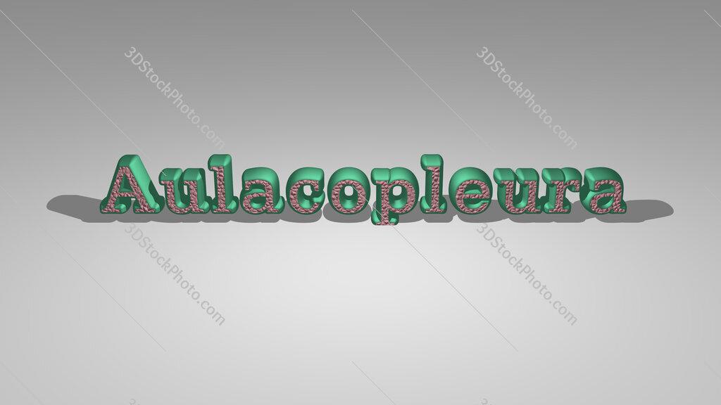 Aulacopleura