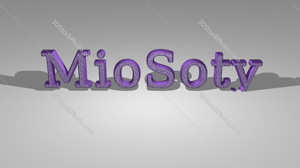 MioSoty