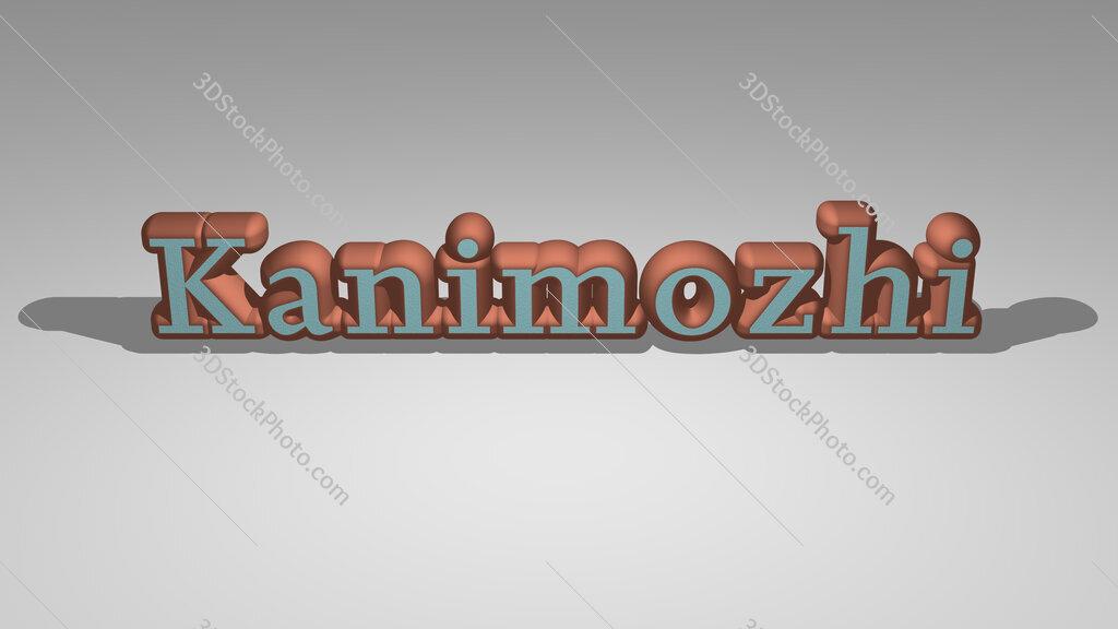 Kanimozhi